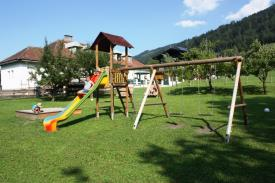 Appartement Mühle in Kaprun - Spielplatz